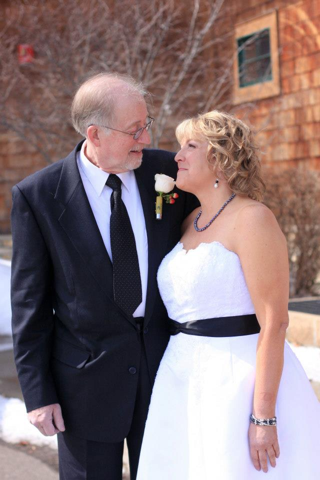 Merle and Darlene's Wedding